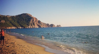 Photo of Beach Kleopatra Plajı at Kızlar Pınarı Mah., Alanya, Turkey