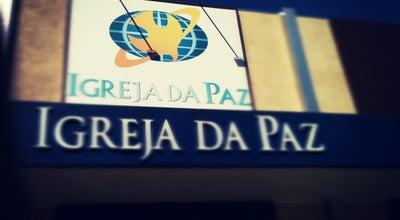 Photo of Church Igreja da Paz at Av. 26 De Março, 989, Barueri 06401-050, Brazil