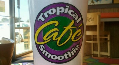 Photo of Smoothie Shop Tropical Smoothie Cafe at 7862 Tidewater Dr, Norfolk, VA 23505, United States
