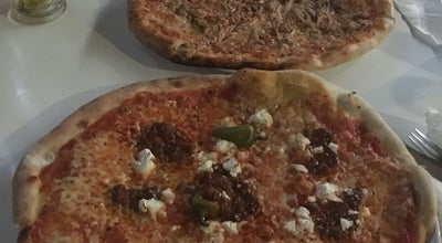 Photo of Pizza Place Pizzeria Mafiosi at Reindorfgasse 15, Wien 1150, Austria