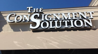 Photo of Furniture / Home Store The Consignment Solution at 1931 Skillman St, Dallas, TX 75206, United States