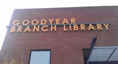 Photo of Library Goodyear Branch Library at 14455 W Van Buren St, Goodyear, AZ 85338, United States