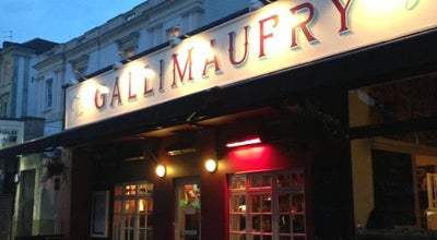Photo of English Restaurant The Gallimaufry at 26/28 Gloucester Road, Bristol BS7 8AE, United Kingdom