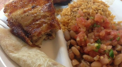 Photo of Mexican Restaurant El Pollo Grill at 7836 Broadway, Lemon Grove, CA 91945, United States