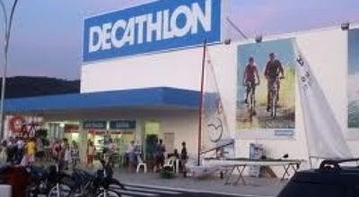 Photo of Sporting Goods Shop Decathlon at Av. Ayrton Senna Da Silva, 333, Praia Grande, Brazil