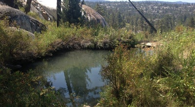 Photo of Hot Spring Mono Hot Springs at Lakeshore, CA 93634, United States