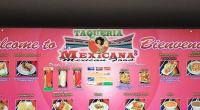 Photo of Taco Place Taqueria la Mexicana #5 at 1901 E Carson St, Long Beach, CA 90807, United States