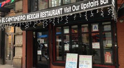 Photo of Mexican Restaurant El Cantinero at 86 University Pl, New York, NY 10003, United States