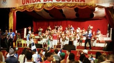 Photo of Arts and Entertainment Mocidade Unida da Glória (MUG) at R. Mourisco, S/n, Vila velha, Brazil