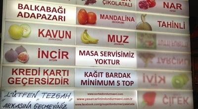 Photo of Ice Cream Shop Dondurmacı Yaşar Usta at Prof. Dr. Ali Nihat Tarlan Caddesi Bostancı, İstanbul 34718, Turkey
