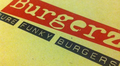 Photo of American Restaurant Burgerz at Prinsestraat 23, The Hague 2513 AC, Netherlands