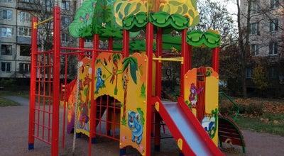 Photo of Playground PlayGround at Северный Пр./гражданский Пр., Санкт-Петербург 195257, Russia