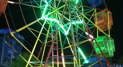 Photo of Theme Park Funfair at Bandar Baru, Teluk Intan, Malaysia