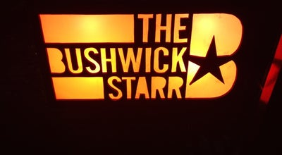 Photo of Music Venue The Bushwick Starr at 207 Starr St, Brooklyn, NY 11237