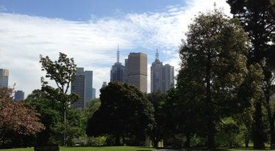 Photo of Park Fitzroy Gardens at Wellington Pde, East Melbourne, VI 3002, Australia