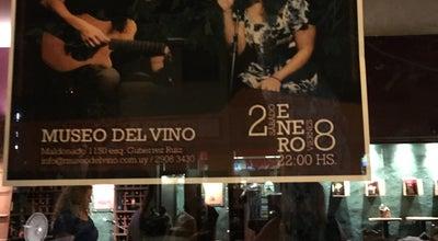 Photo of Wine Bar Museo del Vino at Maldonado, 1150, Montevideo, Uruguay