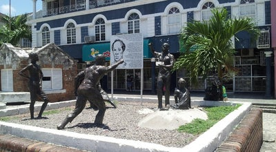 Photo of Plaza Sam Sharpe Square at Jamaica