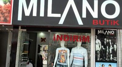 Photo of Boutique Milano Butik (Fomara) at Turkey