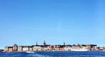 Photo of Harbor / Marina Stockholms Kryssningsterminal at Stockholm 116 28, Sweden
