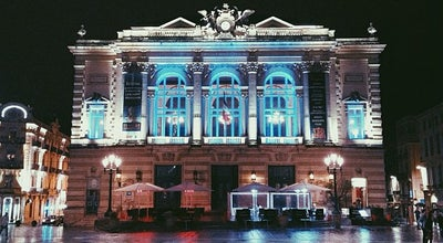 Photo of Opera House Opéra Comédie at Place De La Comédie, Montpellier 34000, France