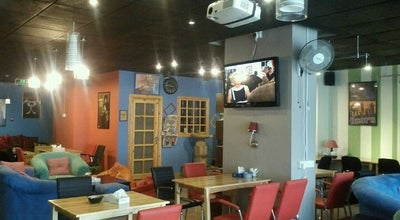 Photo of Cafe Coffee N' News | كوفي اند نيوز at 1st Circle, Rainbow Street, Amman 11181, Jordan