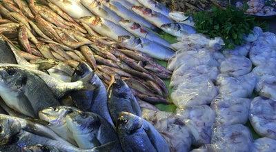 Photo of Fish and Chips Shop Süslü Balık at Mithatpaşa Cad.226/8 Güzelbahçe, Turkey
