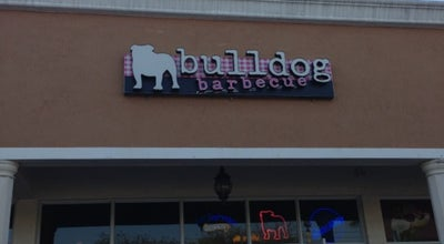 Photo of BBQ Joint Bulldog Barbecue at 15400 Biscayne Blvd., North Miami, FL 33160, United States