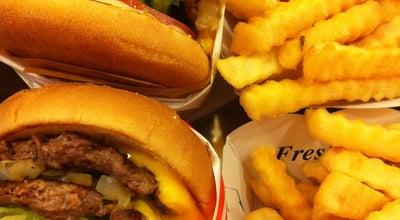 Photo of Burger Joint 크라이치즈버거 at 원미구 신흥로52번길 35, 부천시 420-827, South Korea