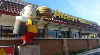 Photo of Burger Joint Angelo's Burgers at 2035 S Coast Hwy, Oceanside, CA 92054, United States