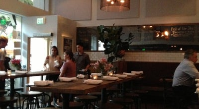 Photo of Mexican Restaurant Mercado at 1416 4th St., Santa Monica, CA 90401, United States