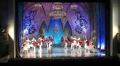 Photo of Opera House Театр Оперы и Балета at Нижний Новгород, Russia