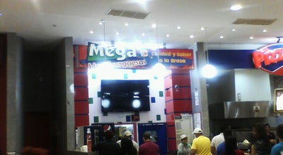 Photo of American Restaurant Mega Hamburguesa at Av. Intercomunal Alí Primera, Punto Fijo 4102, Venezuela