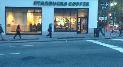 Photo of Coffee Shop Starbucks at 200 Madison Ave, New York, NY 10016, United States