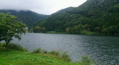 Photo of Lake 中綱湖 at 大字平, 大町市 398-0001, Japan
