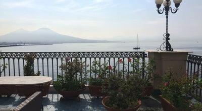 Photo of Roof Deck Hotel miramare at Italy