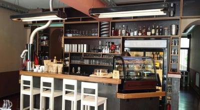 Photo of Cafe Kaldi fresh coffee bar at Vyšehradská 37, Praha 12000, Czech Republic