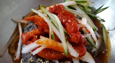 Photo of Korean Restaurant 함흥냉면옥 at 청초호반로 299, 속초시, South Korea
