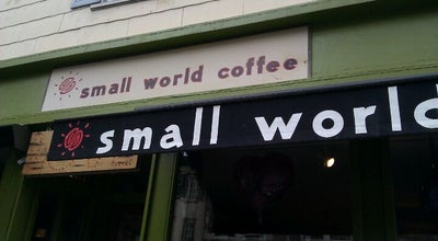 Photo of Coffee Shop Small World Coffee at 254 Nassau St, Princeton, NJ 08542, United States
