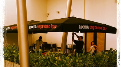 Photo of Breakfast Spot Aroma Espresso Bar at 7535 N Kendall Dr, Miami, FL 33156, United States