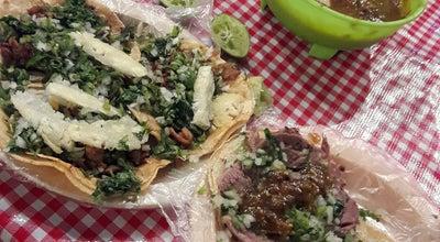 Photo of Taco Place Taqueria El Tigre at Ciudad Nezahualcóyotl, Mexico