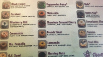 Photo of Donut Shop The Fractured Prune at 255 N Queen St, Lancaster, PA 17603, United States