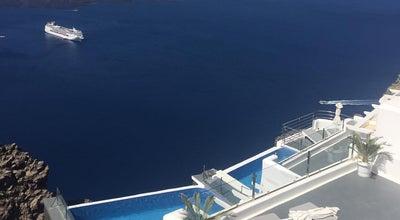 Photo of Hotel Pegasus Suites at Ημεροβίγλι, Σαντορίνη 847 00, Greece