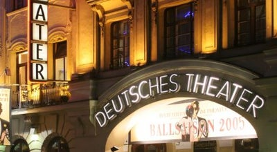 Photo of Theater Deutsches Theater at Schwanthalerstr. 13, München 80336, Germany