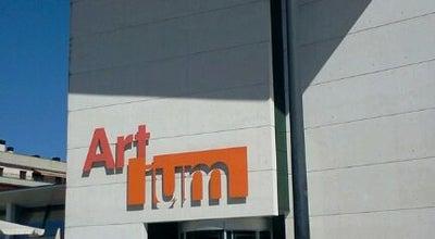 Photo of Art Museum Artium - Centro Museo Vasco de Arte Contemporaneo at Francia, 24 / Frantzia, 24, Vitoria-Gasteiz 01002, Spain