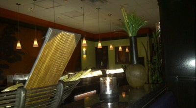 Photo of Sushi Restaurant Bamboo Bar & Lounge at Cayman Beach Suites, Seven Mile Beach, Grand Cayman, Cayman Islands