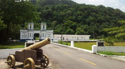 Photo of Historic Site Forte Duque de Caxias de Itaipu (Forte de Itaipu) at Av. Mal. Mallet, S/n, Praia Grande 11700-740, Brazil