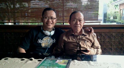 Photo of Asian Restaurant Khrisna Resto Garden at Jl. Mayor Muin 100, Wonosobo 56300, Indonesia