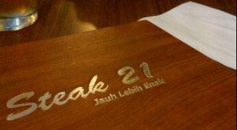 Photo of Arcade Steak 21 at Botani Square, Bogor, Indonesia