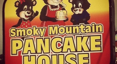 Photo of Breakfast Spot Smokey Mountain Pancake House at 4050 Parkway, Pigeon Forge, TN 37863, United States
