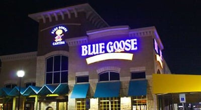 Photo of Mexican Restaurant Blue Goose Cantina at 4757 W Park Blvd, Plano, TX 75093, United States